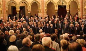 Budapeszt. Obchody 100-lecia odzyskania niepodległości przez Polskę