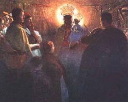 Boże Narodzenie na obrazach mistrzów