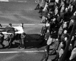 Kuchciński o grudniu '70: W czasie tamtych krwawych dni zrodziła się wiara we własne siły i wspólne możliwości. Pojawiła się również iskra nadziei, że komunizm można pokonać