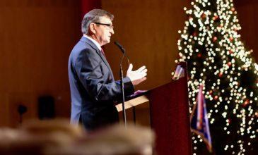 Spotkanie noworoczno-opłatkowe PiS: kurs dobrej zmiany pozostaje ten sam – dobro Rzeczypospolitej, służba dla wspólnoty opartej na wartościach chrześcijańskich i poprawa jakości naszego życia