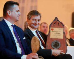 Wręczono nagrody osobom szczególnie zasłużonym dla rozwoju Bieszczad