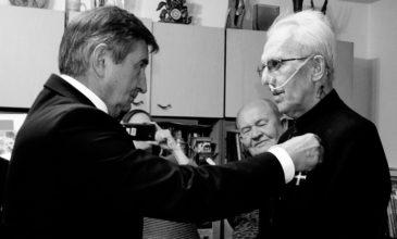 Pożegnanie ks. Eugeniusza Dryniaka, kapelana podkarpackiej Solidarności