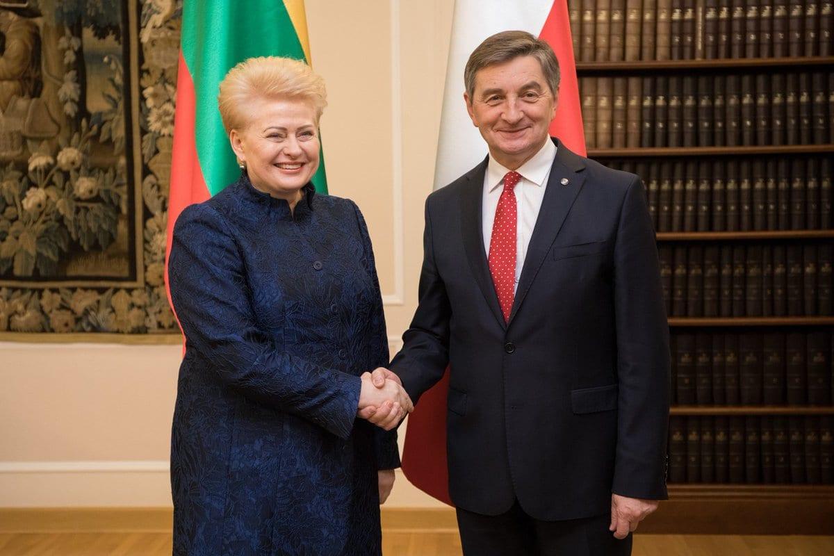 prezydent Litwy