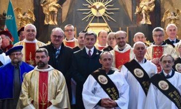 Przemyśl: Obchody 350-lecia powstania Bractwa Świętego Józefa z udziałem Marszałka Sejmu