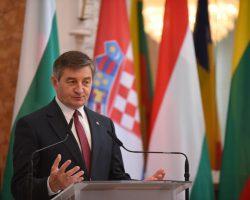 Marek Kuchciński o budowie Via Carpatii: Jesteśmy w trakcie wielkiego procesu historycznego, który może zmienić naszą część Europy