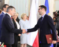 Marszałek Sejmu do nowo wybranych europosłów: Życzę Państwu skutecznej i dobrej pracy dla Ojczyzny oraz Europy