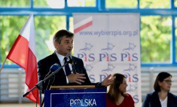 Marek Kuchciński w Lubaczowie: – Jesteśmy pierwszą partią po wyborach '89 roku, która swój program realizuje