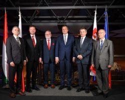 Poprad: spotkanie Przewodniczących Parlamentów Grupy Wyszehradzkiej
