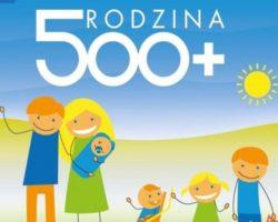Od pierwszego lipca 500 zł na każde dziecko otrzyma prawie 250 tys. podkarpackich rodzin