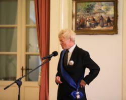 Prof. Roger Scruton odznaczony Krzyżem Wielkim Orderu Zasługi Rzeczypospolitej Polskiej