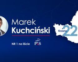 List Posła na Sejm RP Marka Kuchcińskiego do Mieszkańców Podkarpacia z okręgu wyborczego nr 22