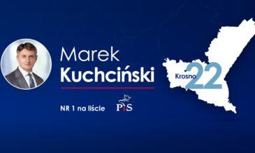 Marek Kuchciński jedynką na Podkarpaciu – okręg 22