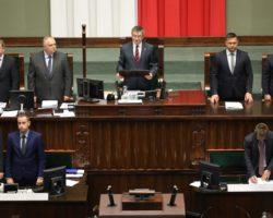 Podsumowanie trzech dni 84. posiedzenia Sejmu