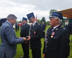 Marszałek Sejmu wziął udział w obchodach 125-lecia OSP Zarszyn i 95-lecia Orkiestry Dętej Lutnia