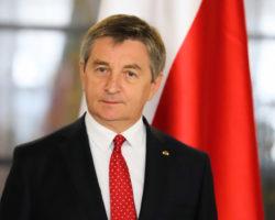 Oświadczenie  w sprawie korzystania ze specjalnego transportu lotniczego  przez Marszałka Sejmu RP Marka Kuchcińskiego
