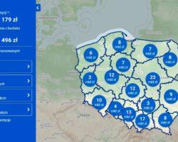 W województwie podkarpackim zrealizowano 3,5 tys. inwestycji