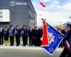 Na Podkarpaciu otwarto jedną z najnowocześniejszych komend policji w kraju