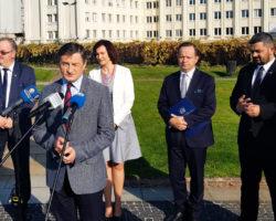 Marek Kuchciński:  Zwiększamy atrakcyjność i rozwój Podkarpacia w każdym obszarze.  Działania, które zaplanowaliśmy, udadzą się