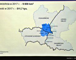 Spotkanie w Ustrzykach Dolnych dotyczące utworzenia Transgranicznego Obszaru Funkcjonalnego Kremenaros
