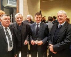Spotkanie opłatkowe członków i sympatyków PiS w Przemyślu