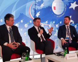 Marek Kuchciński: Aby nastąpiło prawdziwe zbliżenie Polski z Europą, musimy nadrobić zaległości w rozbudowie infrastruktury komunikacyjnej: sieci drogowej, kolejowej, lotniczej i internetowej całego naszego regionu