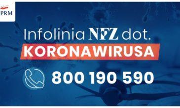 Walka z koronawirusem. Najważniejsze numery telefonów dla mieszkańców Podkarpacia