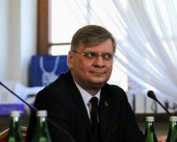 Maciej Szymanowski – głos w dyskusji o przyszłości Europy Karpat