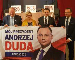 Andrzej Duda – najlepszy prezydent dla Podkarpacia