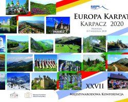 XXVII Międzynarodowa Konferencja Europa Karpat Karpacz 2020, 8-9 września