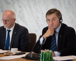 Telekonferencja Przewodniczących Komisji Spraw Zagranicznych Grupy Wyszehradzkiej oraz państw bałtyckich