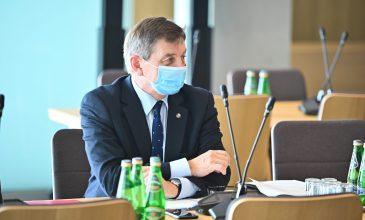 Marek Kuchciński: Należy zwiększyć finansowanie parków narodowych